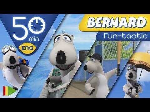 Bernard Bear | Fun-tastic | 50 Minutes