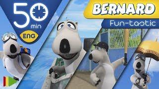 Bernard Bear | Fun-tastic | 50 minutes thumbnail