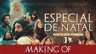Vídeo - Making Of – Especial de Natal – A Arca de Noé