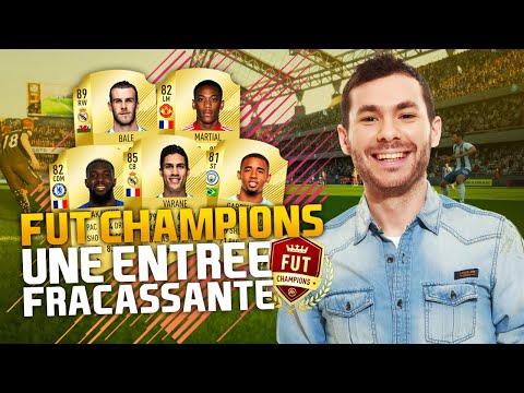 FIFA 18 - FUT CHAMPIONS - UNE ENTRÉE FRACASSANTE !