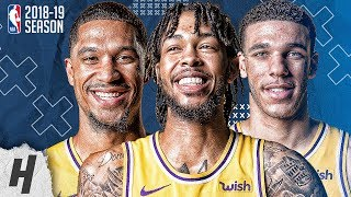 BREAKING: Lonzo Ball, Brandon Ingram & Josh Hart Traded to the Pelicans! BEST Lakers Highlights!