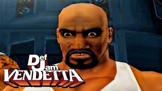 Def Jam: Vendetta - Gameplay Walkthrough - Final Part (Ending)