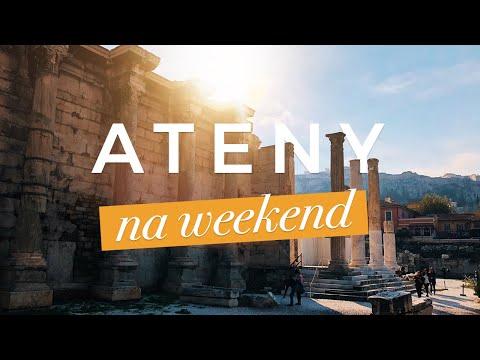 Weekend w Atenach / Weekend in Athens