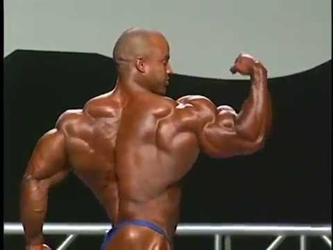 victor martinez mr olympia 2007 posing youtube