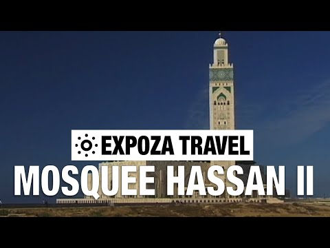 Mosquee Hassan II (Morocco) Vacation Travel Video Guide