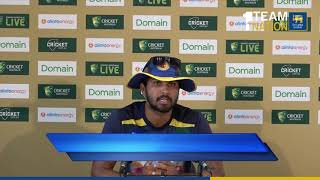 Dinesh Chandimal previews 2nd Test at Canberra - Sri Lanka tour of Australia 2019