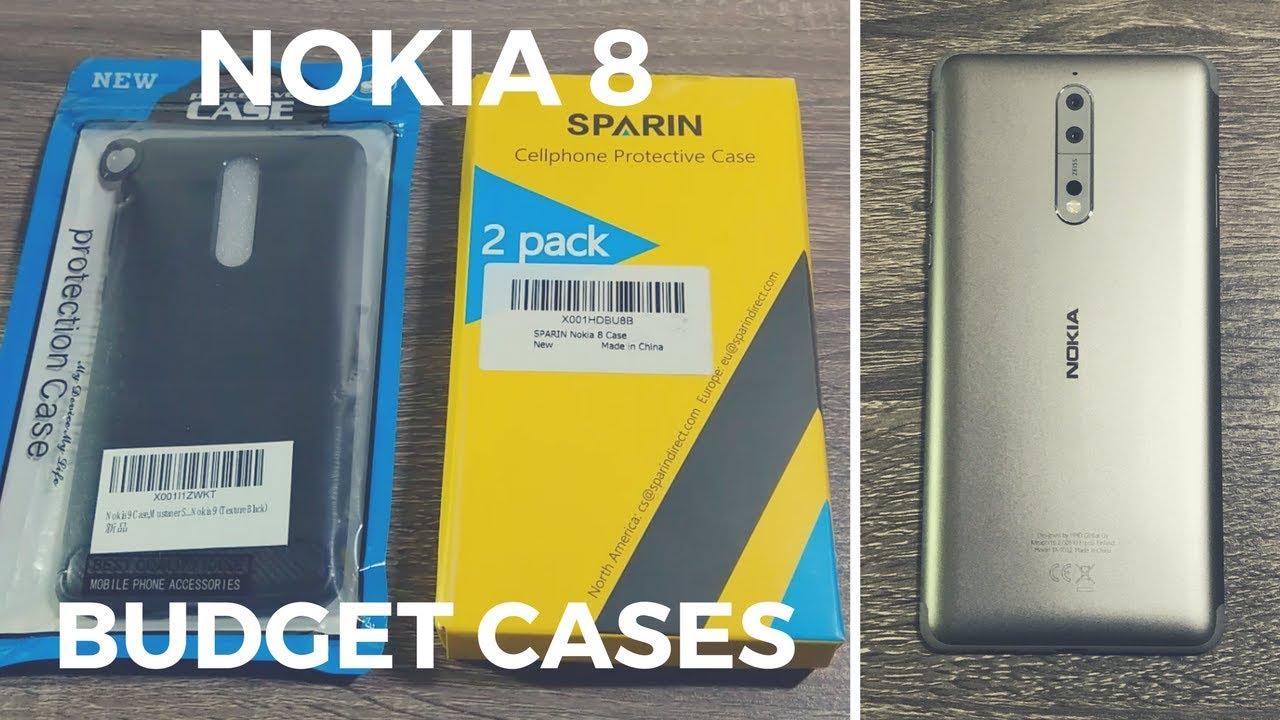separation shoes e93d4 027f2 Nokia 8 Cases Under $10