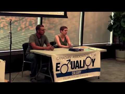 Karen Straughan Speaks at Edmonton Red Pill