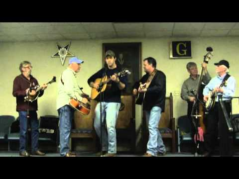 """""""I'll Never Shed Another Tear"""" by One Step Ahead Bluegrass Band at Hephzibah Opry"""