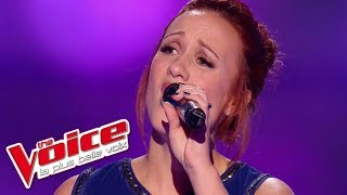Céline Dion – L'amour existe encore | Emilie Duval | The Voice France 2016 | Blind Audition