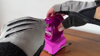 How to open X-acto pencil sharpener