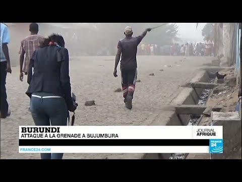 Burundi : deux morts après une nouvelle attaque à Bujumbura
