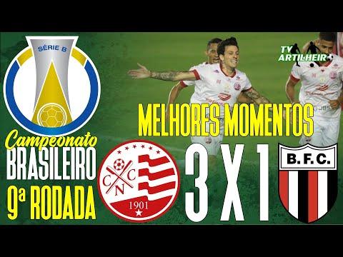 Nautico Botafogo Sao Paulo Goals And Highlights