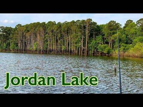 NC Vlog (Jordan Lake Fishing)