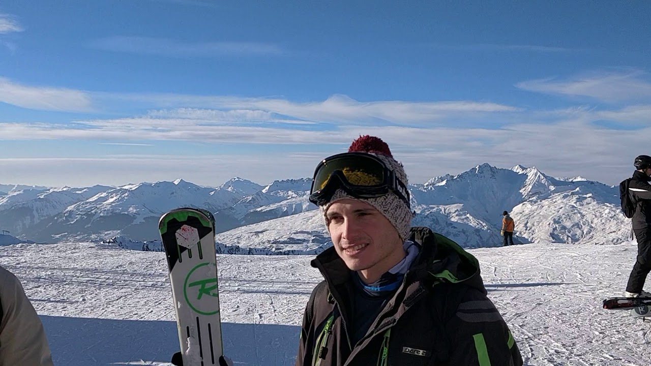 Session ski 2019 aux arcs #OMNILOG