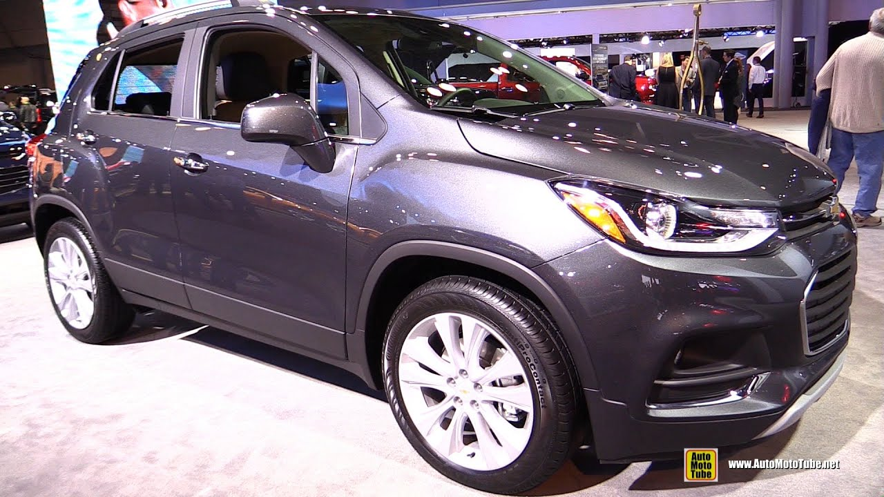 Charming 2017 Chevrolet Trax   Exterior And Interior Walkaround   2016 New York Auto  Show   YouTube Photo