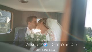 Wedding Videography at Langdon Court, Plymouth - George & Amy - Spice Wedding Films