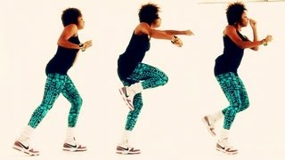 How to Do the Running Man | Hip-Hop Dancing