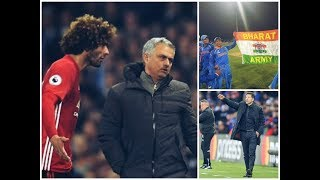 MOU TO FELLANI SIGN THE CONTRACT AND SHUT UP! SIMEONE REJECT CHELSEA!!INDIA WON U-19 WC! SPORTS TALK
