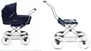 видео Купить Inglesina Sofia на шасси Comfort chrome/Slate (для новорожденных) - цены на коляску, отзывы, обзор на Inglesina Sofia на шасси Comfort chrome/Slate (для новорожденных) - Коляска для новорожденных
