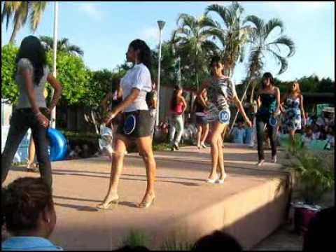 Señorita CETMAR Lazaro Cardenas, Michoacan 20/10/09 - YouTube Lady Gaga Poker Face