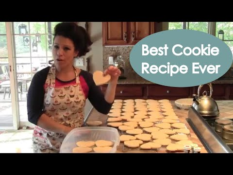 Cut Out Sugar Cookies Recipe (best Tasting) - Renee Romeo