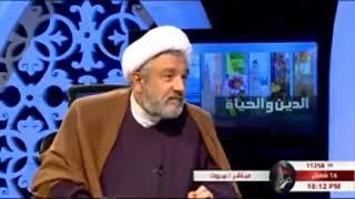 الشيخ محمد كنعان - الإمام الحسين عليه السلام أكثر الأئمة أصحابا ثابين