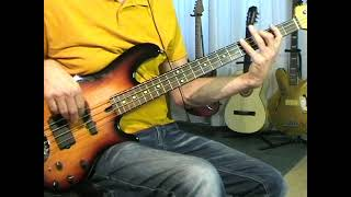Billy Preston - Outa-Space - Bass Cover