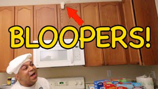One of DashieXP2's most viewed videos: BLOOPERS!: GHETTO CHEF 3: CEREAL PIZZA