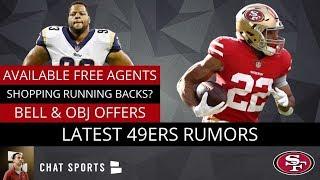 49ers Rumors: 2019 NFL Free Agency Targets, NFL Draft News, Jerick McKinnon Trade Rumors