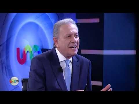 José Cárdenas en Uno Tv, con Enrique Calderón Alzati, Presidente de Fundación Arturo Rosenblueth