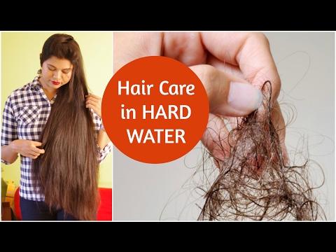 खारे पानी में बालों का ख्याल कैसे रखें  How To Protect Hair From HARD WATER Sushmita's Diaries Hindi