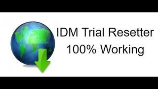 Internet Download Manager Trial Reset