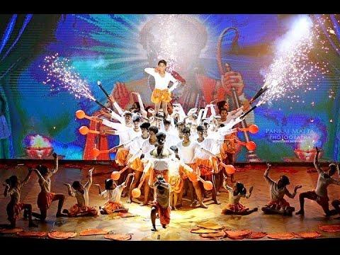 Hanuman Chalisa By SADA DANCE ACADEMY IN UDAIPUR