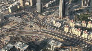 Burj Khalifa Dubai HD 1080p - AT THE TOP - my visit at the observation deck