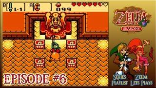 The Legend Of Zelda: Oracle Of Seasons - The Spirit Of Summer & The Poison Moth