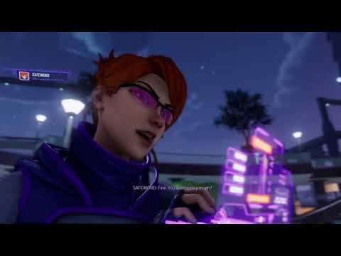 Agents of Mayhem Safeword Gameplay