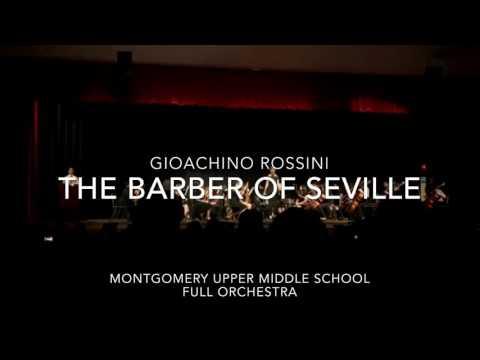 THE BARBER OF SEVILLE -GIOACHINO ROSSINI