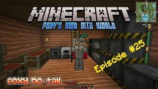 Minecraft - Foxy's Mod Mix [25] - Making Moon Machines