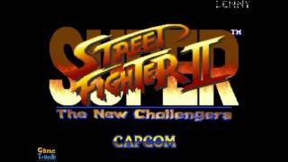 [HD] GAMETRONIK - SUPER STREET FIGHTER 2 - ABANDONWARE [DOSBOX 0.73]