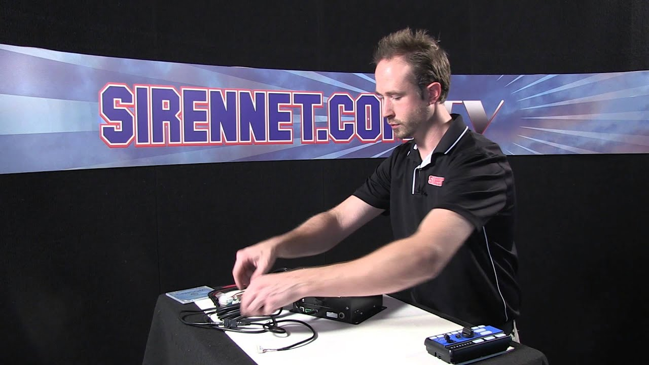 Chris Gives Us An In Depth Look At The Whelen Cencom