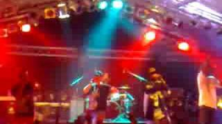 MC Rony / Black Tiger/Jitsvinger and Friends live open Air Leimental 08