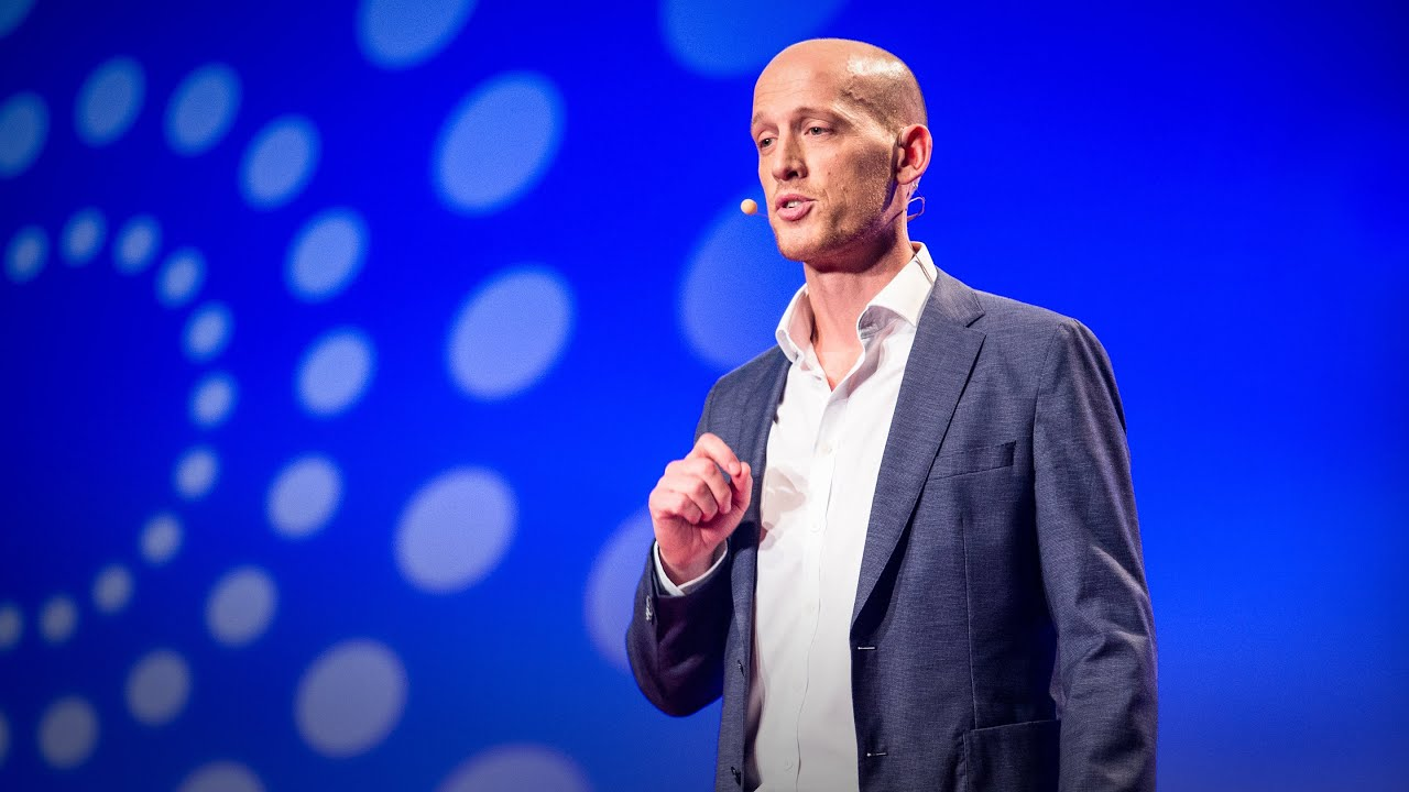 A rallying cry for office shorts | Chris Vogtherr | TED Institute