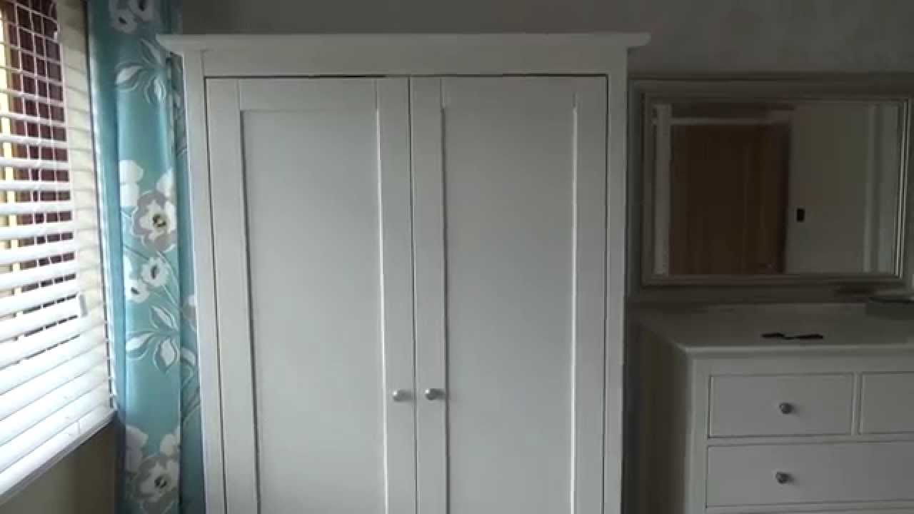 How To Level Wardrobe Cupboard And Furniture Doors Youtube