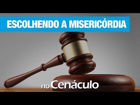 Escolhendo a misericórdia   no Cenáculo 14/02/2020