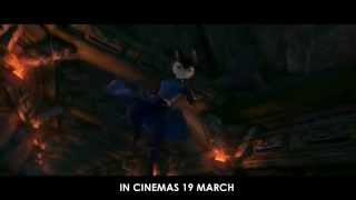 LEGEND OF A RABBIT Official Trailer (In Cinemas 19 March 2015)