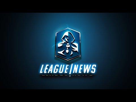 League News: 23/05/2018