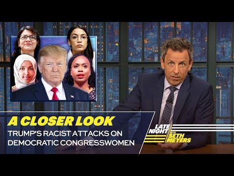 Trump's Racist Attacks