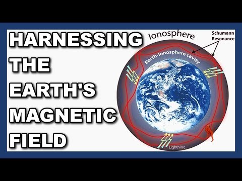 Harnessing the Earth's Magnetic Field