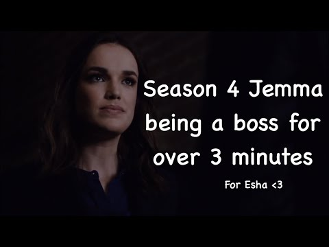 Season 4 Jemma Being Better Than Everyone